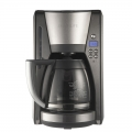 CAFETERA DE FILTRO DIGITAL SMART LIFE 1.8 1000W SL-CMD7004 INOX