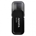 PENDRIVE ADATA AUV240 32GB BLACK AUV240-32G-RBK
