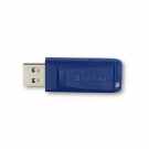 PENDRIVE VERBATIM 32GB RETRACT BLUE 97408
