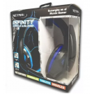 AURICULAR GAMER C/MIC PS4 3.5 PLUG NM-INFINITY