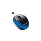 MOUSE GENIUS TRAVELER 9000R WIRELESS BATTERIA AZUL USB