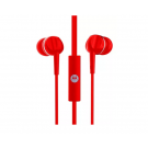 AURICULAR MOTOROLA PACE 105 WIRED IN EAR ROJO