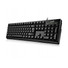 TECLADO GENIUS KB-101 SMART BLACK USB