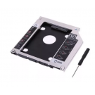 CARRY DISK SATA 2.5 NETMAK 9.5MM NM-CAD