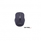 MOUSE INALAMBRICO NETMAK GAMING 2.4GHZ NM-MW38 BLACK