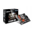 MOTHER ASROCK 1151 B150M-HDS DDR4 DVI + HDMI