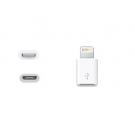 ADAPTADOR MACHO IPHONE A MICRO USB HEMBRA NETMAK NM-C93