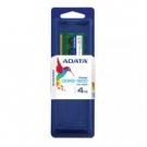 MEMORIA ADATA SODIMM DDR3 4GB/1600 1.35V ADDS1600W4G11-S
