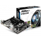 MOTHER ASROCK D1800M + CPU INTEL DUAL CORE J1800 2.5GHZ DDR3 VGA HDMI