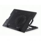 BASE P/NOTEB LETOS HASTA 15.6 PULG BT-370 COOLER 140MM/2USB/LED
