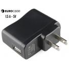 CARGADOR P/ TABLET - CELULAR 1.5AMP/5V USB FJ-SW1260501500UA EUROCASE