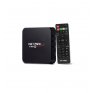 SMART TV BOX NETMAK QUAD/2GB/16GB/7.1 NM-TVBOX2