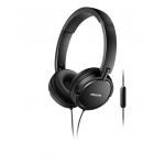AURICULAR OVER EAR C/MIC PHILIPS SHL5005/00 NEGRO