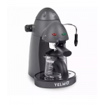 CAFETERA EXPRESS YELMO 6 BAR 800W CE-5106