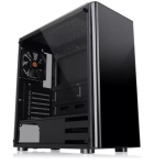 GABINETE GAMER THERMALTAKE V200 TG BLACK