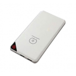 POWERBANK CARGADOR PORTATIL WUW 10.000 mAh BLANCO