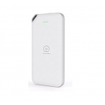 POWERBANK CARGADOR PORTATIL WUW 10.000 mAh MOVIL O INALAMBRICO BLANCO WH