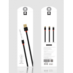 CABLE DE DATOS LIGTHNING WUW-X100