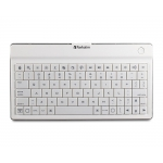 TECLADO VERBATIM ULTRA SLIM BLUETOOTH SMART B/N 97754/53