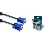 CABLE VGA A VGA 1.8 MTS CIRKUIT PLANET CKP-CAB17 BOX RETAIL