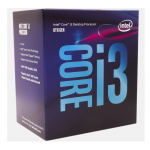 CPU INTEL S1151 INTEL COFFEELAKE CORE I3 - 8100
