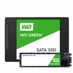 SSD 240GB WD GREEN SATA III 2.5