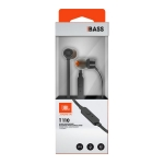 AURICULAR JBL T110 BLACK IN EAR 11000050074