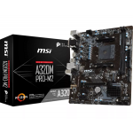MOTHER MSI A320M PRO-M2 AM4
