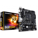 MOTHER GIGABYTE AM4 B450M DS3H