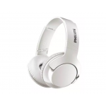 AURICULAR ON EAR BASS CON MICROFONO PHILIPS BLANCO SHL3075WT