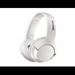 AURICULAR ON EAR C/MICROFONO PHILIPS SHL3075WT/00 BLANCO