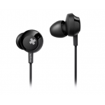 AURICULAR IN EAR C/MICROFONO PHILIPS SHE4305BK/00 NEGRO