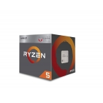 AMD RYZEN 5 2400G QUAD CORE 3.9GHZ YD2400C5FBBOX