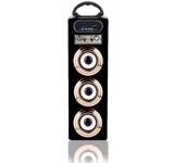 PARLANTE BLUETOOTH ALIVER ALIV-6001-02 3X5W BT/MIC/KARAOKE DORADO