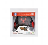 GAMEPAD + SOPORTE NETMAK WIRELESS ANDROID, IOS, PC TV NM-J7024