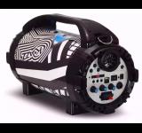 MULTI REPRODUCTOR DE AUDIO PORTATIL BT/USB/AUX/30W STROMBERG CARLSON KAZZ DS-12