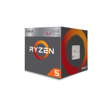 AMD RYZEN 5 2400G QUAD CORE 3.9GHZ MP YD2400C5FBMPK P/ENSAMBLE SOLO EN PC