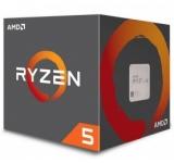 CPU AMD AM4 RYZEN 5 2600 X6 3.9GHZ MAX TURBO SIN VIDEO