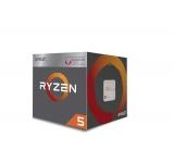 AMD RYZEN 5 2400G QUAD CORE 3.9GHZ YD2400C5FBBOX