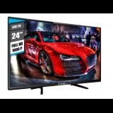 MONITOR TV LED 24 PULG KANJI FHD INDUSTRIA NACIONAL