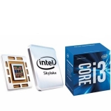 CPU INTEL S1151 INTEL SKYLAKE CORE I3 - 6100
