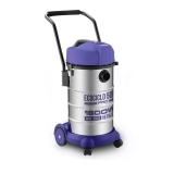 ASPIRADORA YELMO 1600W 50L INOXIDABLE AS-3350