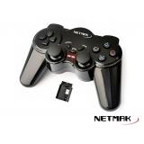 GAMEPAD NETMAK NM-507 INALAMBRICO P/PC/PS2/PS3