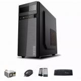 KIT GABINETE JALATEC KS39 TEC+PAR+MOU 500W