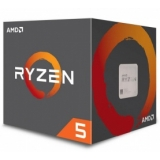 CPU AMD AM4 RYZEN 5 2600 X6 3.9GHZ MAX TURBO SIN VIDEO
