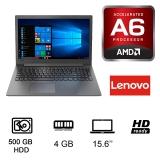 NB LENOVO A6-9225/4GB/500GB/W10/15.6 LEN-81H5000NUS (TECLADO INGLES)