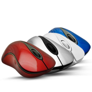 MOUSE OVER 412  USB WHITE/BLACK/RED/PINK/BLUE/SILVER