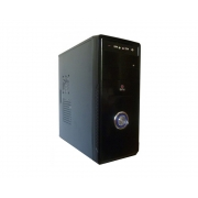 GABINETE SFX KIT 541 BLACK C/ FUENTE 500 - SOLO EN PC