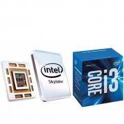 CPU INTEL S1151 INTEL SKYLAKE CORE I3 - 6100