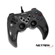 GAMEPAD NETMAK  PS3, PS2 ,PC NM-J2023